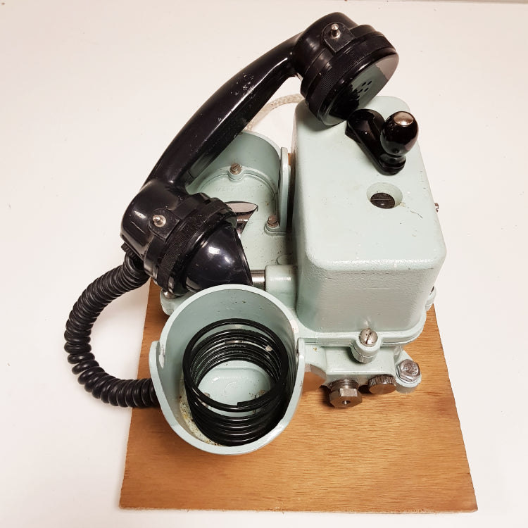 Royal Navy Ship Telephone