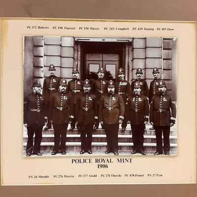 The Royal Mint Guard 1906