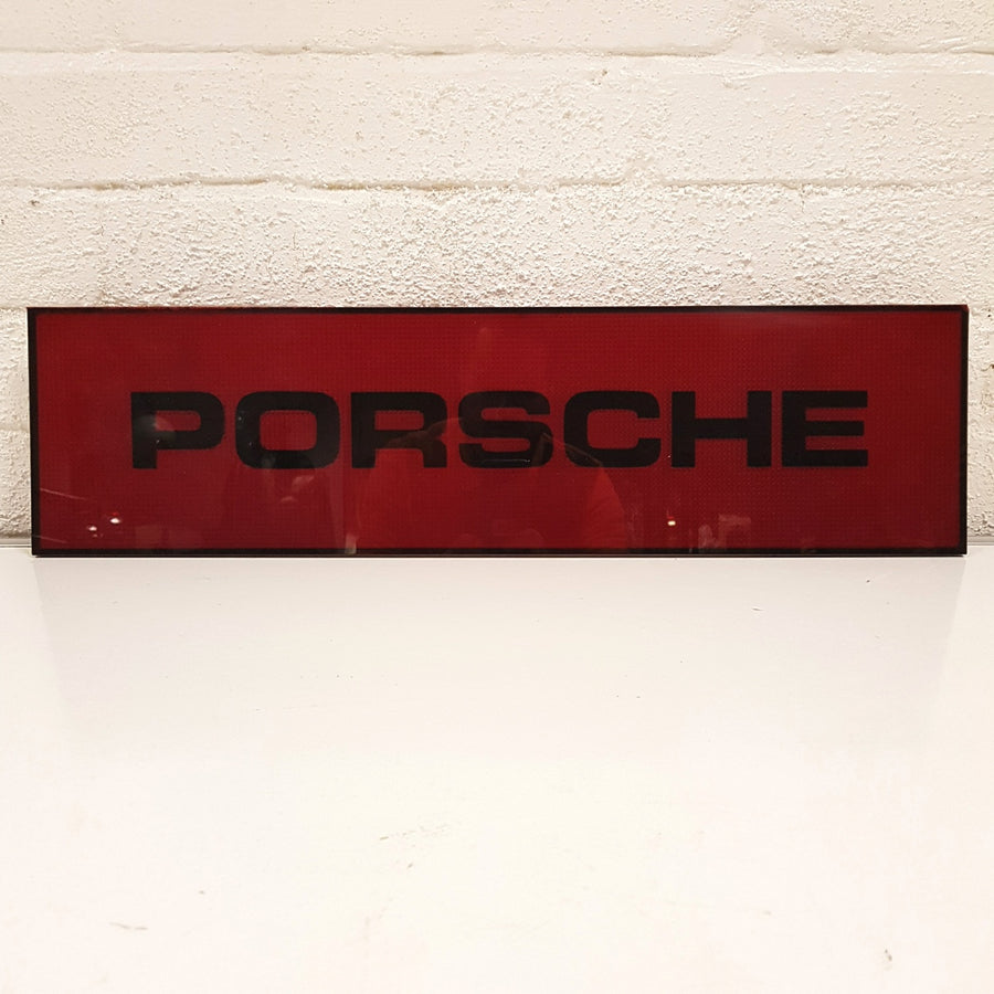 Porsche 924 / 944 Rear Reflector Light Panel