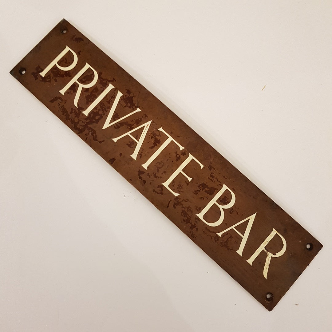 Private Bar