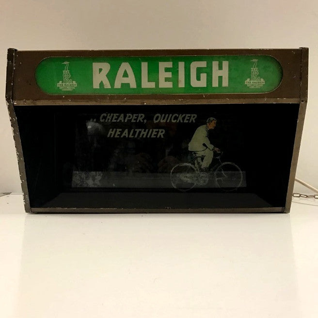 Raleigh Cycles Light Box