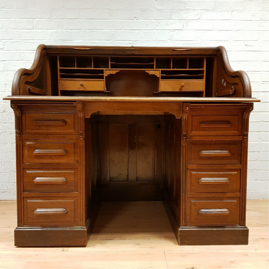 dutchcrafters pid from roll amish furniture top executive desk p