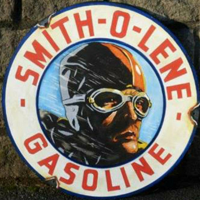 Smith-O-Lene Handpainted Sign