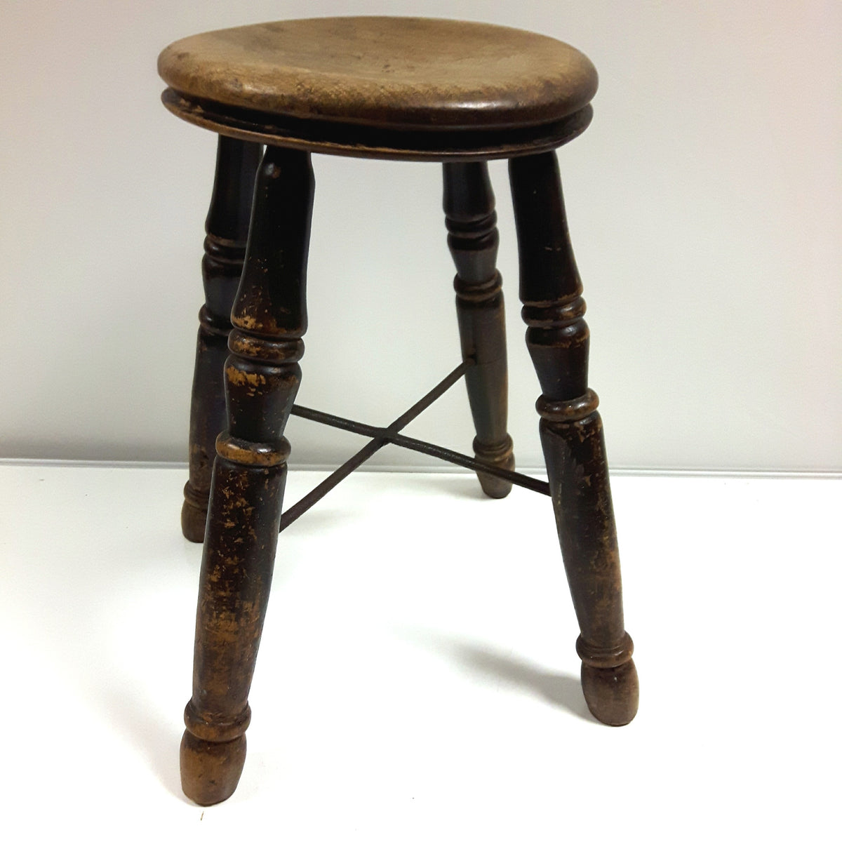Antique Windsor Stool