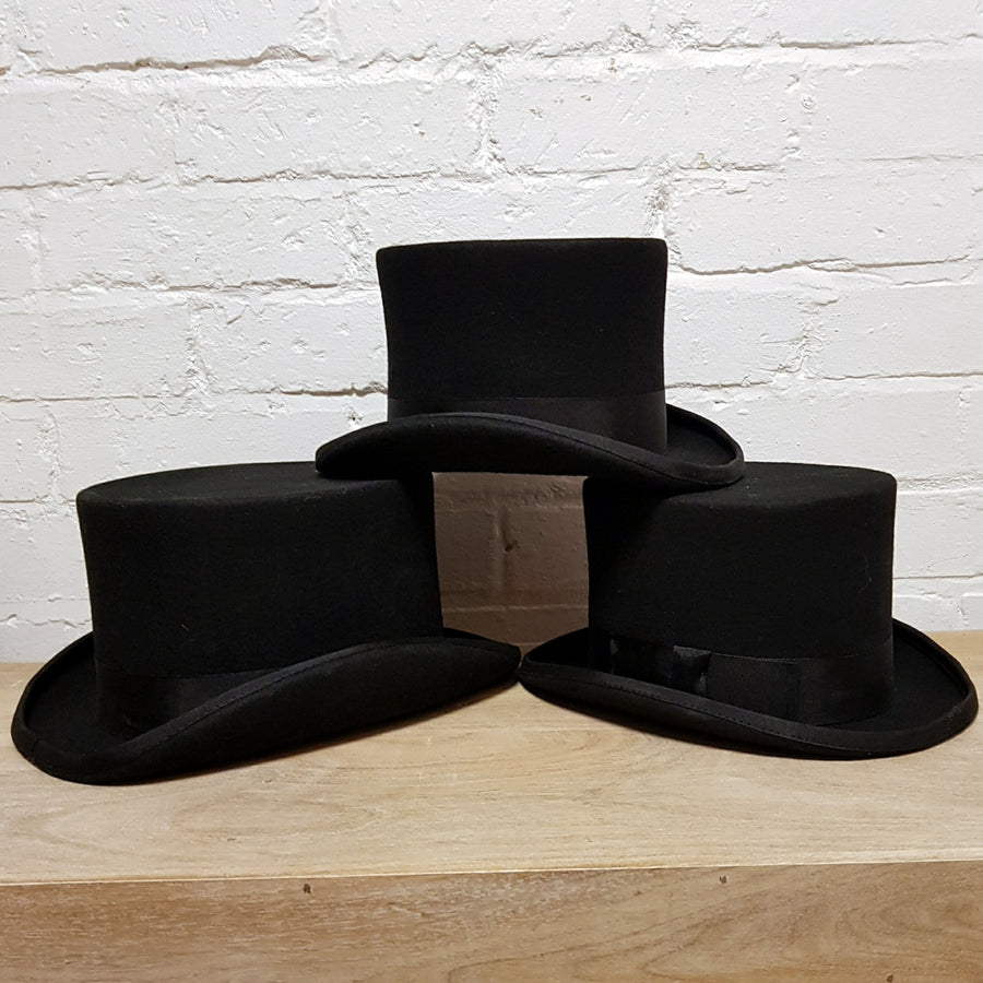 Wool Top Hats