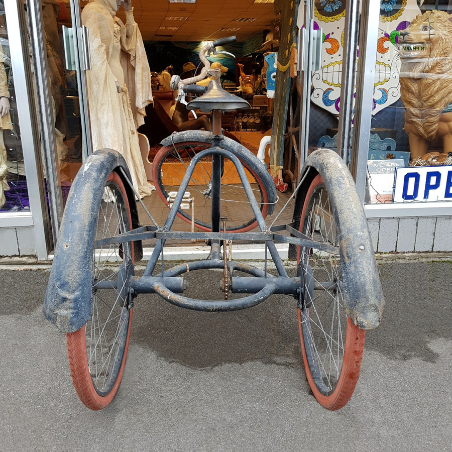 Vintage Delivery Tricycle