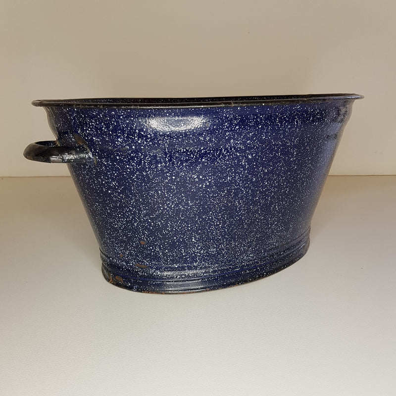 Enamel Wash Tub