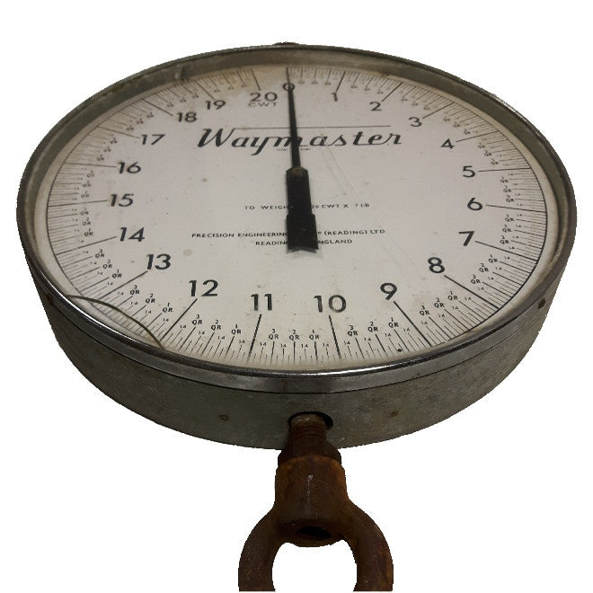 Waymaster Industrial Hanging Scale