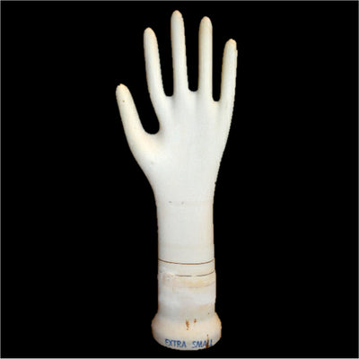 Ceramic Glove Mold