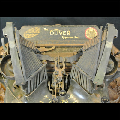 Oliver No 5 Standard Visible Typewriter