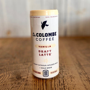 La Colombe Vanilla Draft Latte
