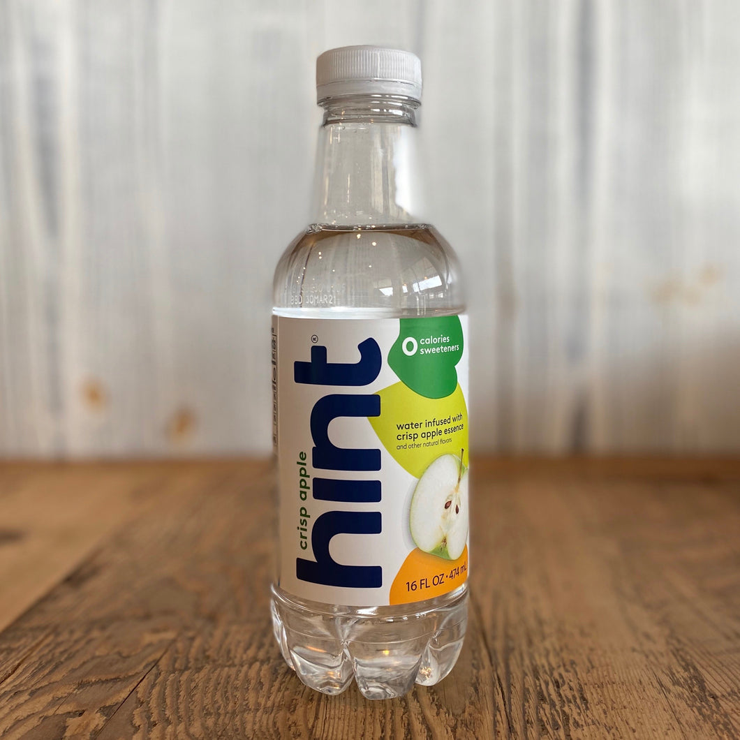 apple hint water