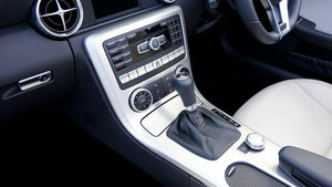 automatic car interior
