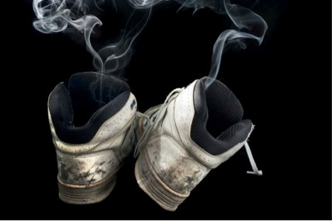 Easy Tips to Remove Bad Odor from Shoes