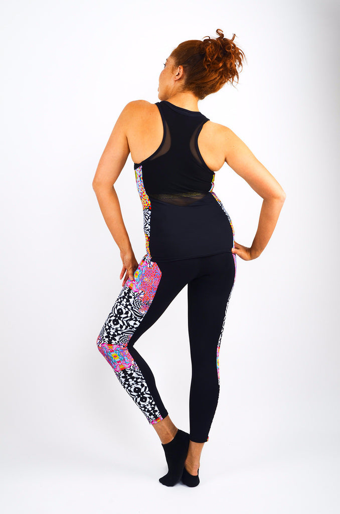 Zaina x Bella Leggings