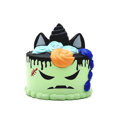 Balle Gâteau Halloween <br> Anti Stress