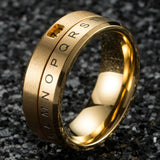 Bague Alphabet <br> Anti Stress