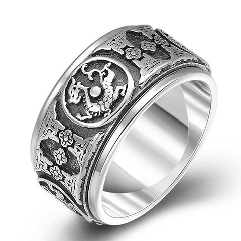 Bague Dragon Viking  Anti Stress | Le Monde Anti Stress