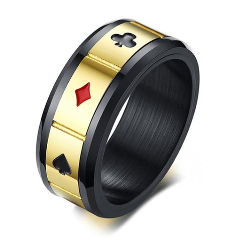 Bague Poker  Anti Stress | Le Monde Anti Stress