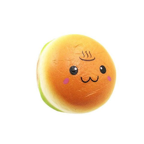 Balle Hamburger Kawaii Anti Stress l Le Monde Anti Stress