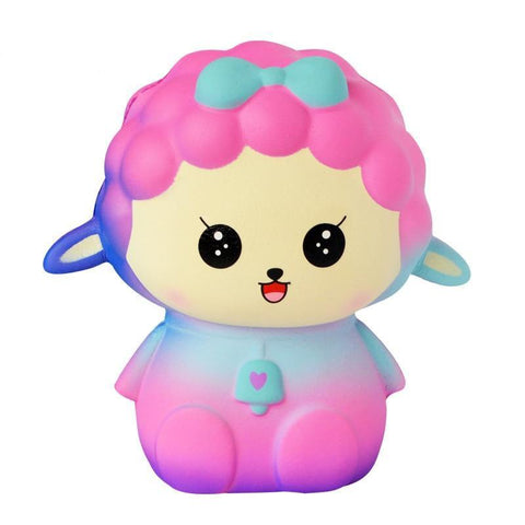 Balle Mouton Kawaii Rose  Anti Stress | Le Monde Anti Stress