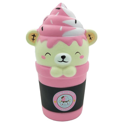 Balle Ourson Gourmand Kawaii Anti Stress|Le Monde Anti Stress