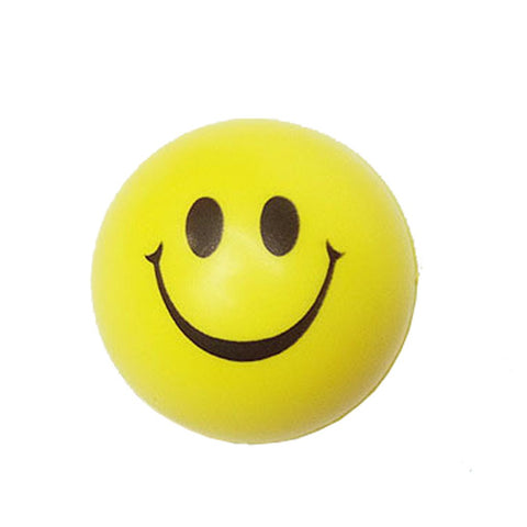 Balle Smiley Content Anti StresslLe Monde Anti Stress