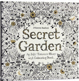 Coloriage Secret Garden  Anti Stress | Le Monde Anti Stress