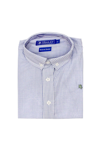 J Bailey Windowpane Dress Shirt