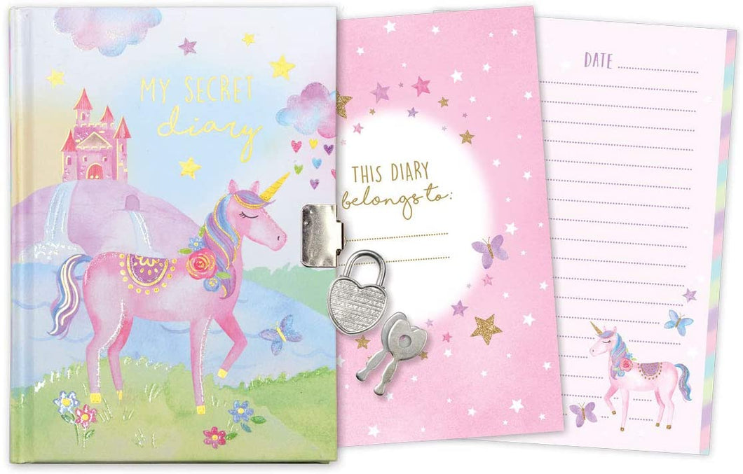 Unicorn Secret Diary