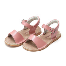 Load image into Gallery viewer, L'Amour Kayla Guava Shimmer Sandal