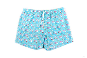 Bermies Sail Away Swim Trunks