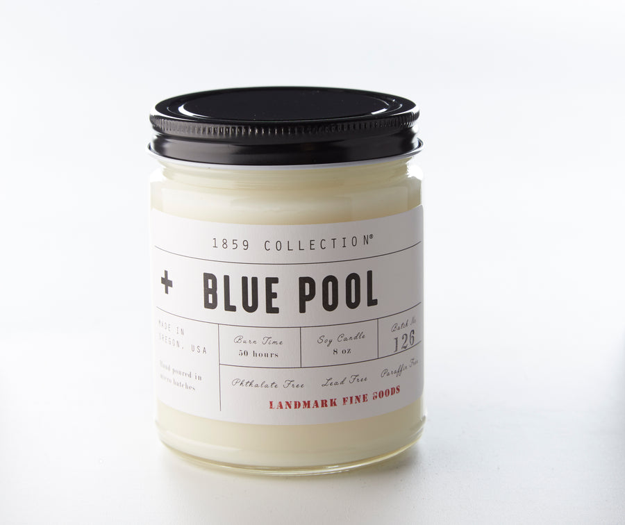 1859 Collection® Candle - Blue Pool
