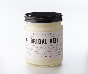 1859 Collection® Candle - Bridal Veil
