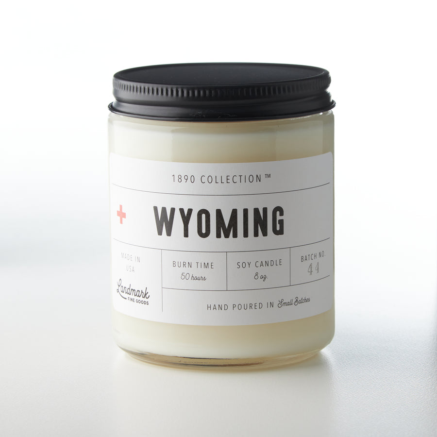 1890 Collection™ Candle - Wyoming