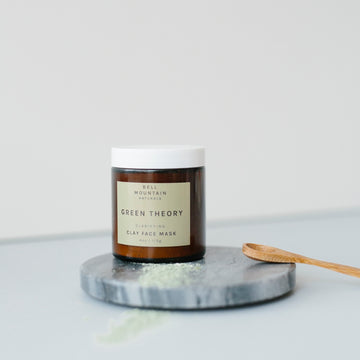Clay Face Mask - Green Theory