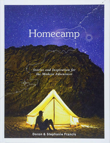 Homecamp : Stories and Inspiration for the Modern Adventurer