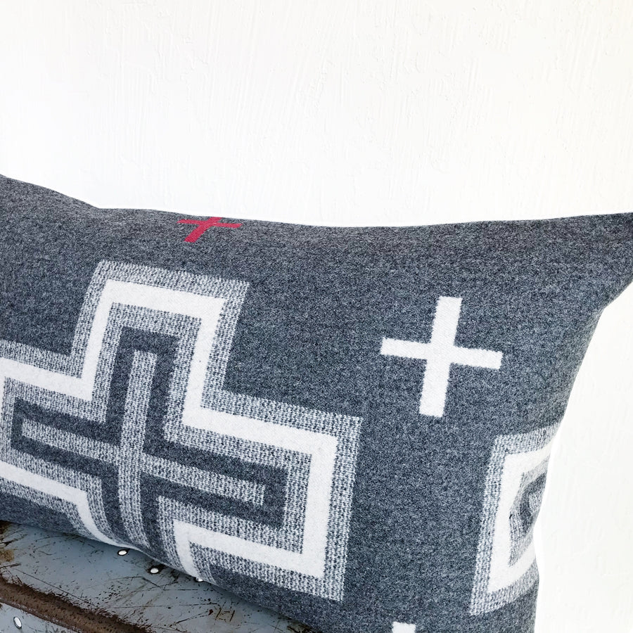 Northwest Pillow Cover - San Miguel (lumbar)