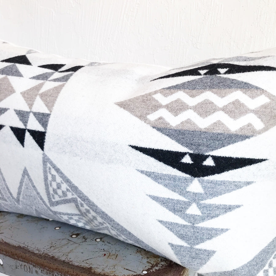 Northwest Pillow Cover - Diamond Ridge (lumbar)