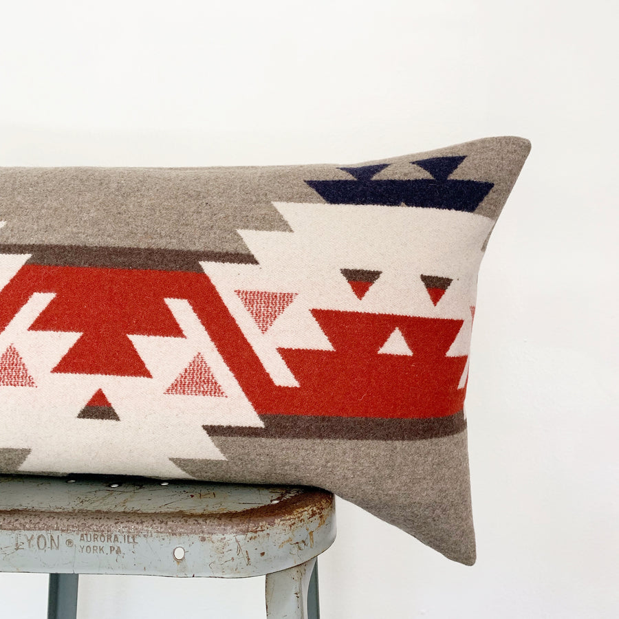 Northwest Pillow Cover -  Mountain Majesty (lumbar)