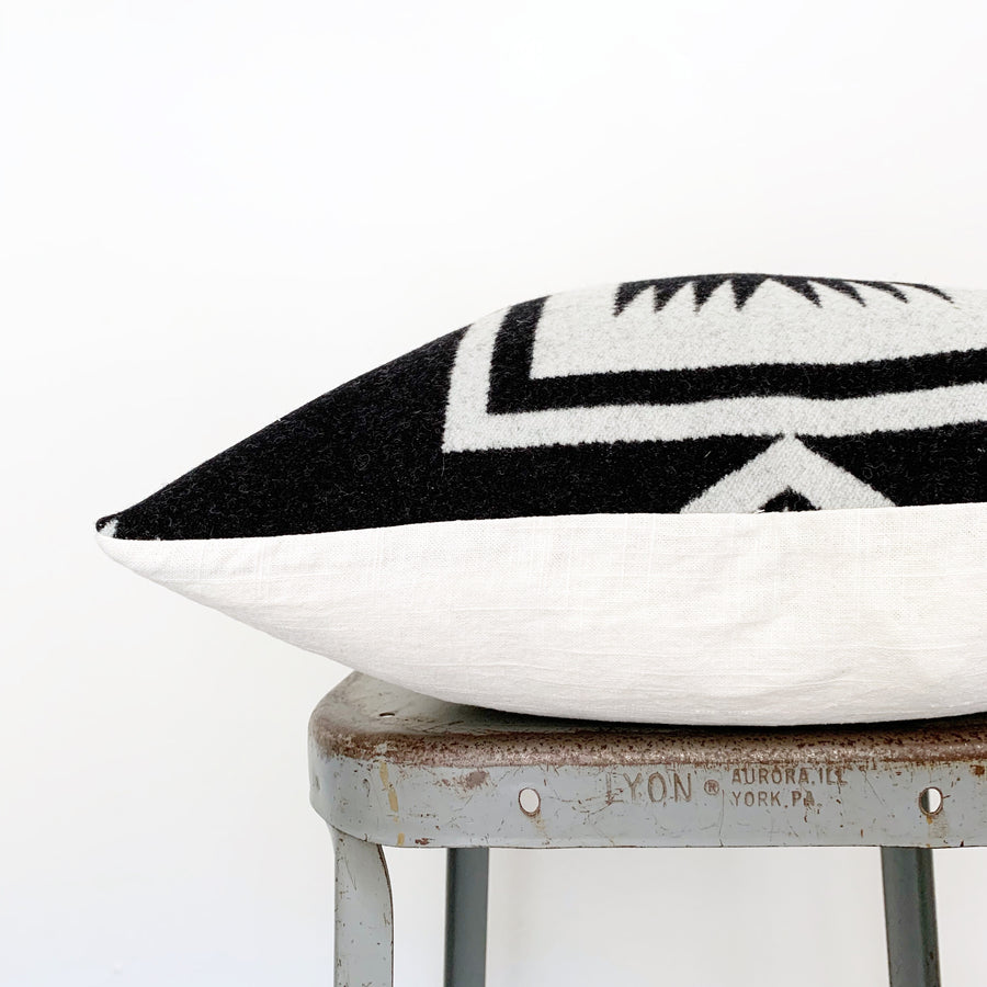 Northwest Pillow Cover - Walking Rock (square)