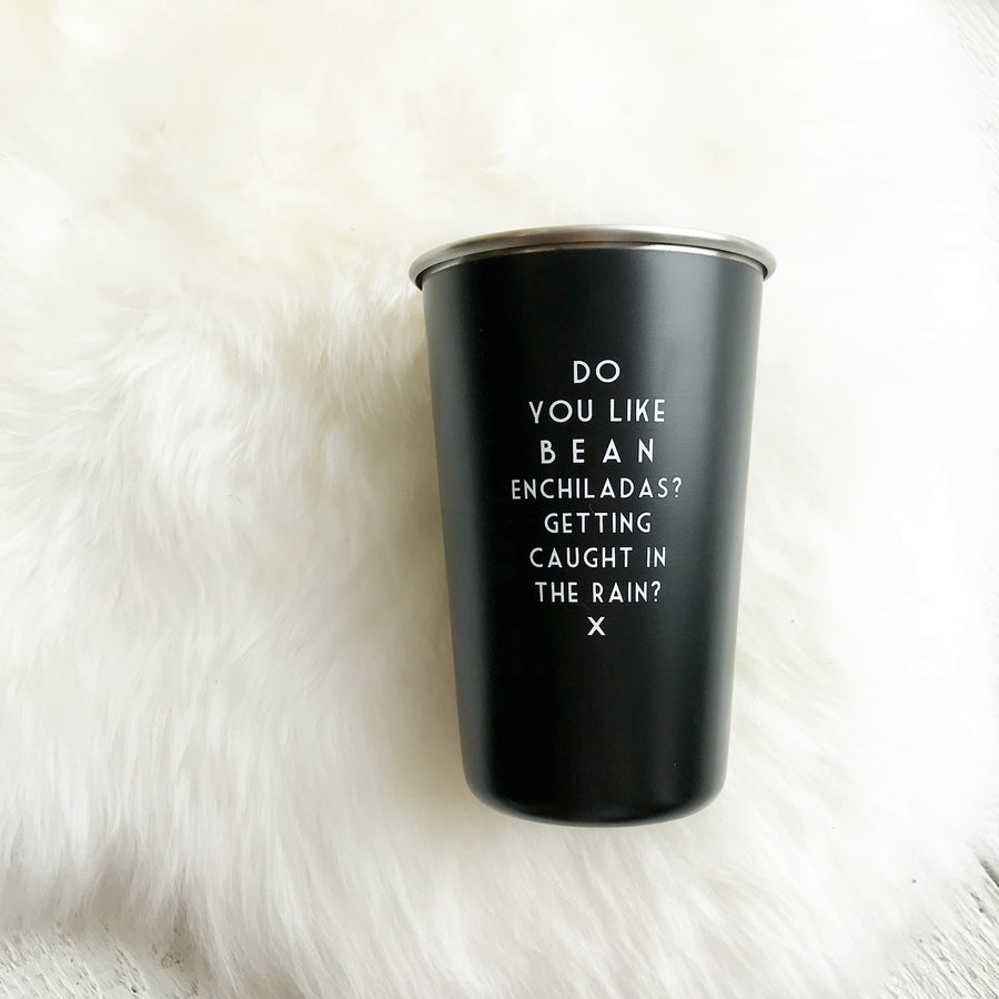 Misheard Lyrics Cups