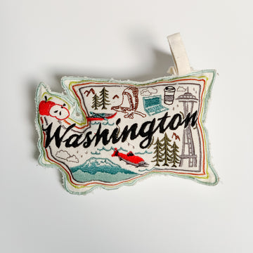 Washington Squeaky Toy