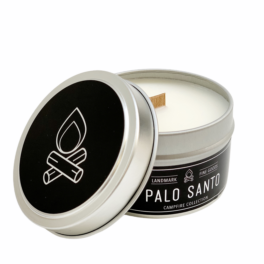 Campfire Collection Candle - Palo Santo
