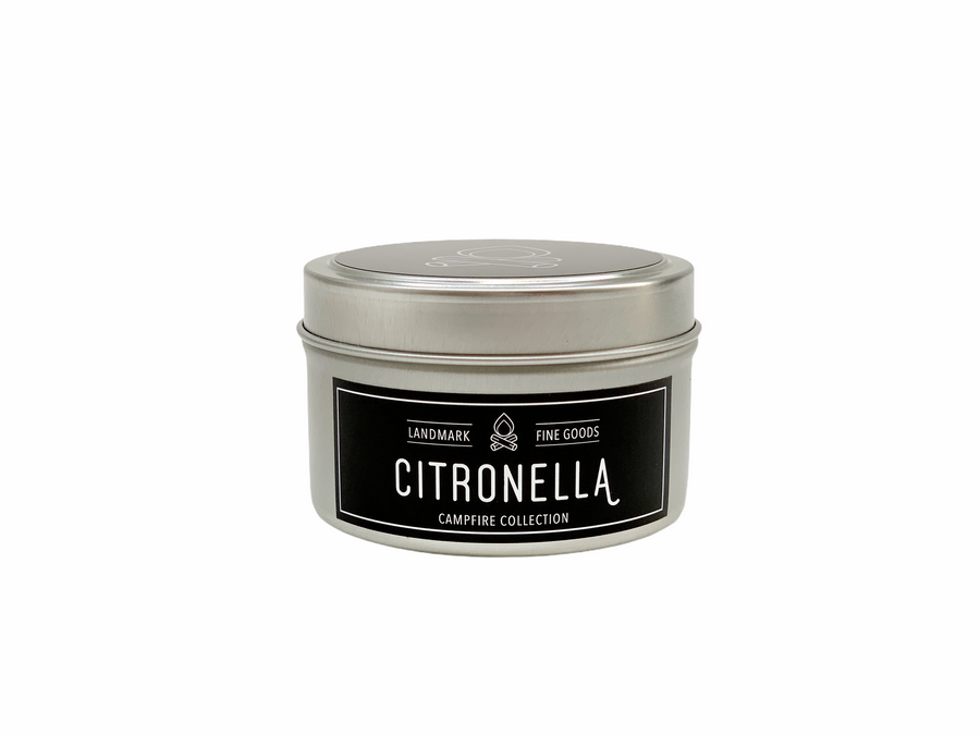 Campfire Collection Candle - Citronella