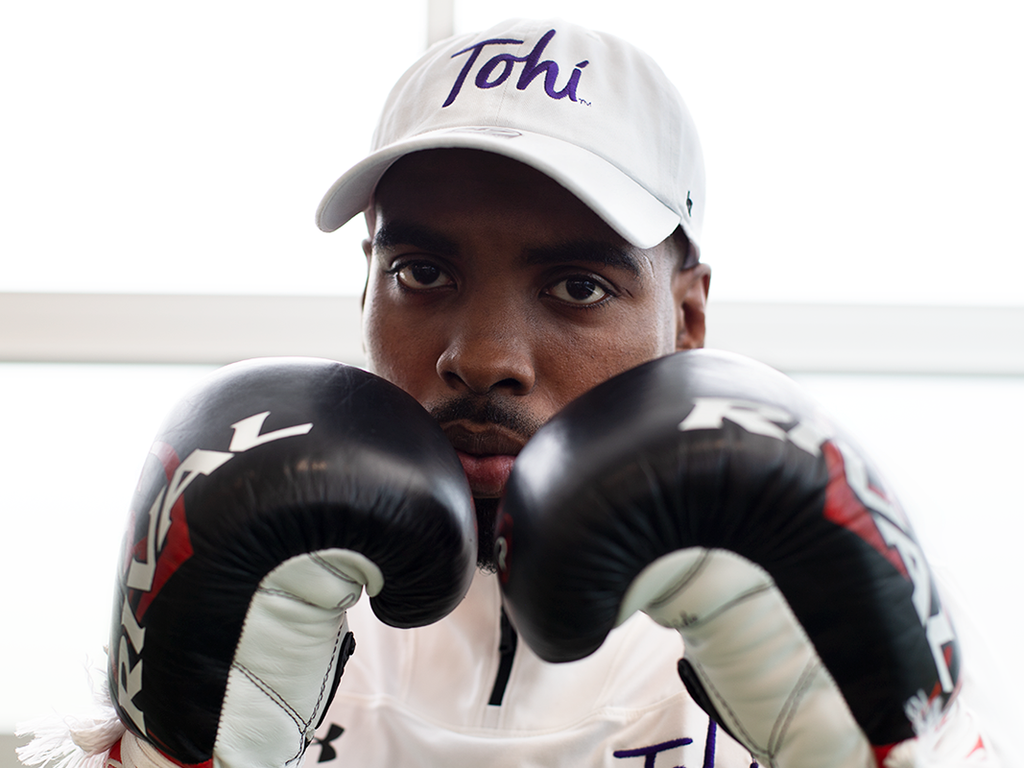 "Tohi Athlete Ambassador: Q & A with Kalvin ""Hot Sauce"" Henderson"