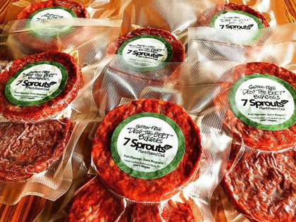 Drop The Beet Burger - 2 Pack