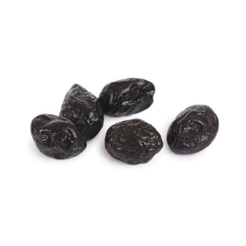 Sundried Black Olives - per 100g