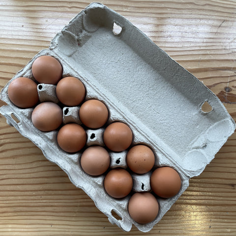 Local Eggs - Dozen - Grade A