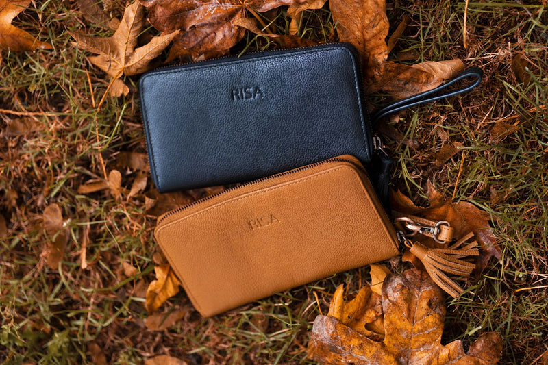 Three Fold Wallets (Black)